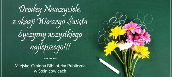 dzień nauczyciela 2020